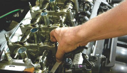 generalna reparatura motora